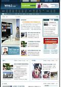 [分享]分享个漂亮的资讯网模板