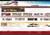 婚纱摄影演示网站