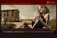 品牌网站|红酒网站|酒店网站模板