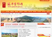 党政机关网站模版