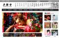 大型图片门户网站模板