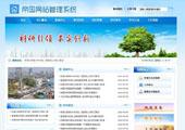 企业&行业协会网站模版